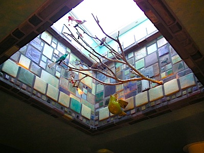 tiled skylight